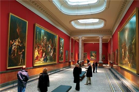 musées européens