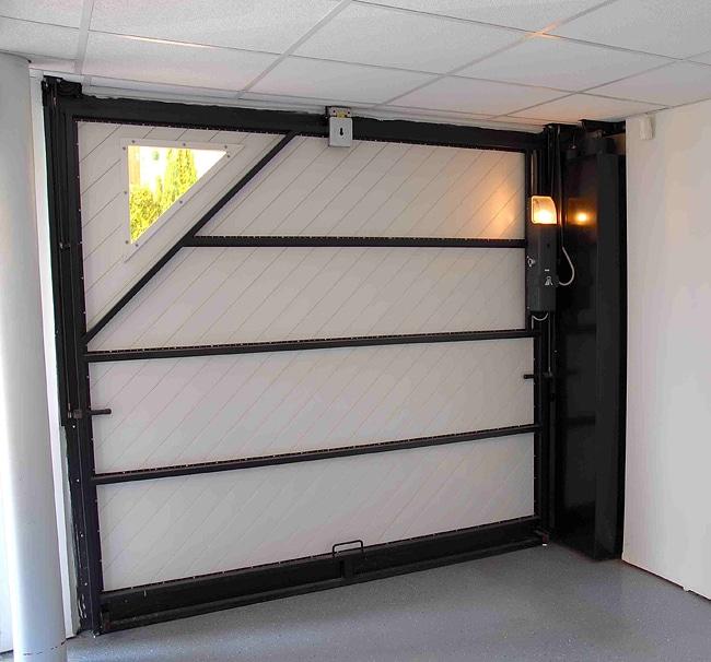 motorisation de garage quelle solution choisir. Black Bedroom Furniture Sets. Home Design Ideas