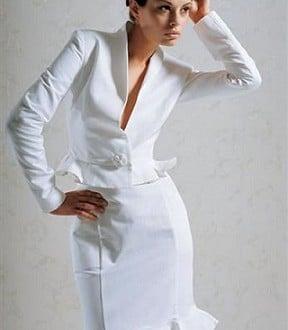 tailleur pour femme pour un mariage