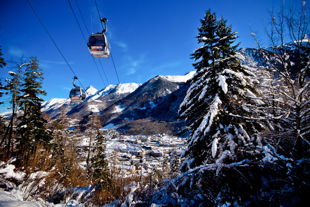 Station de ski à Cauterets