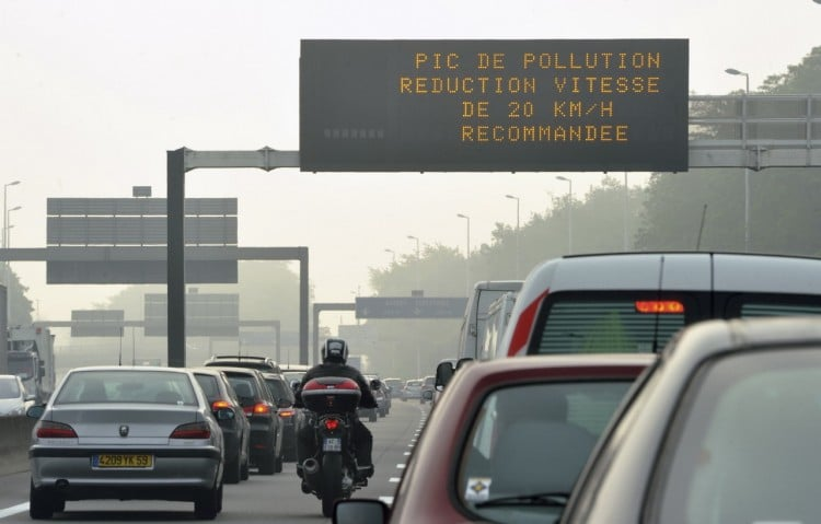 vignette auto contre la pollution