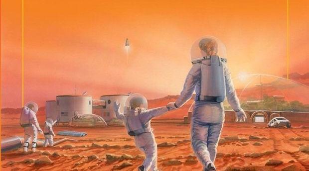 Dans 100 ans l 39 humanit aura colonis l 39 espace for Dans 100 ans