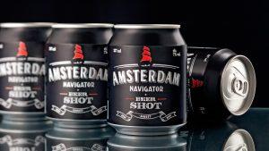 Amsterdam Navigator Beer Shot