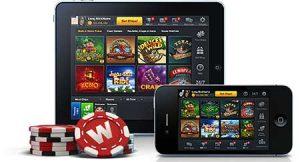 Casino avec Smartphone