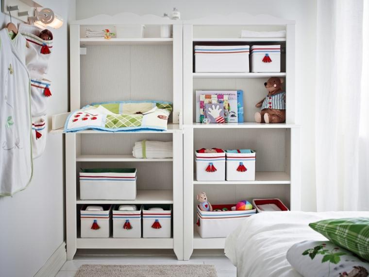 bien organiser le dressing de b b. Black Bedroom Furniture Sets. Home Design Ideas