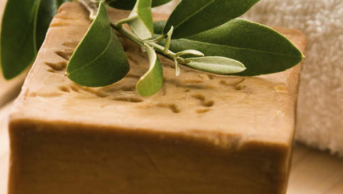 Utiliser du savon aromatisé