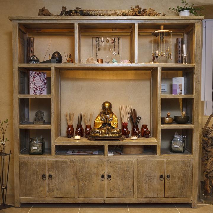 décoration feng shui