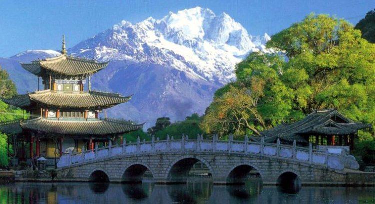 Les villes d'été de la Chine
