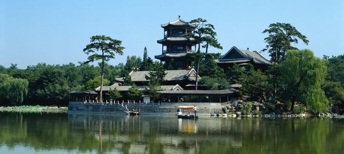Palais d'été de Chengde