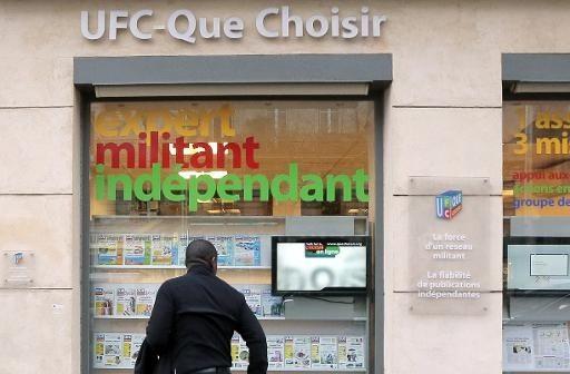 association des consommateurs UFC-Que Choisir