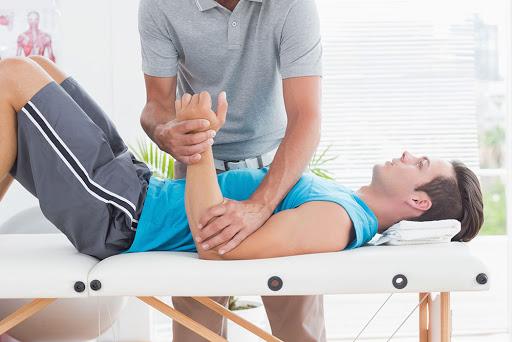 La massothérapie après d'activité physique