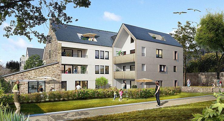 appartement neuf Saint Malo