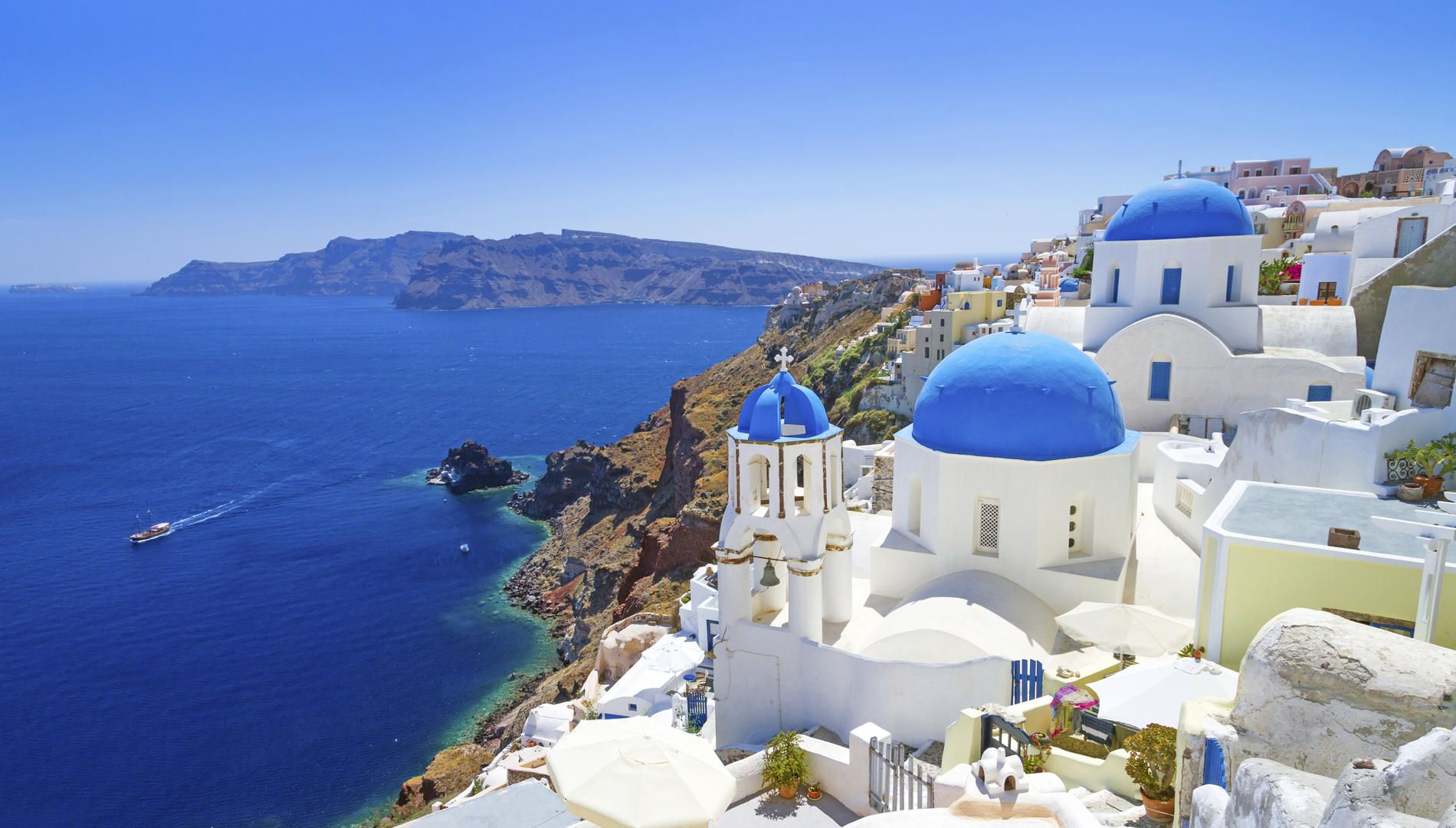 Grèce paysage
