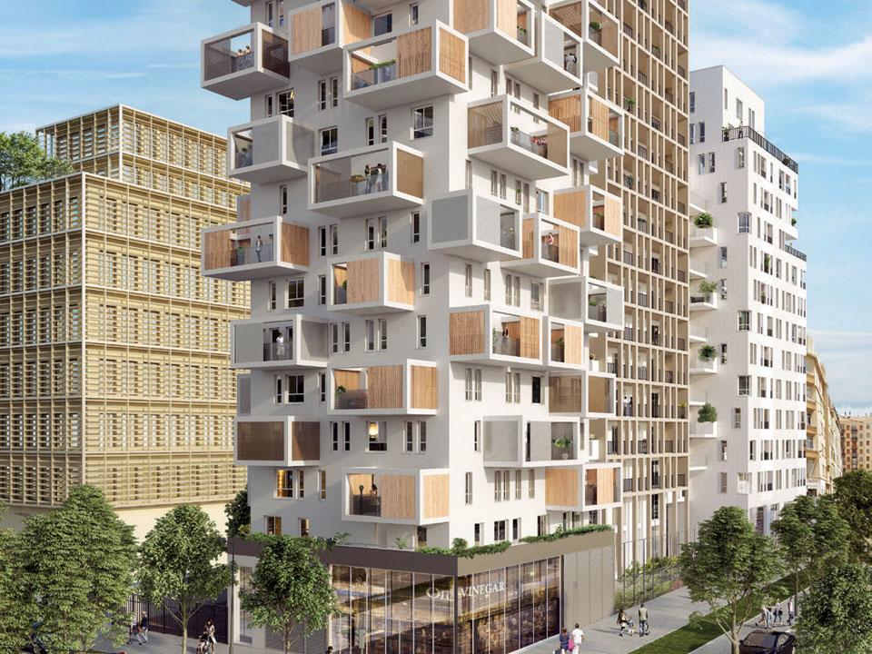 Programme Loi Pinel à Marseille