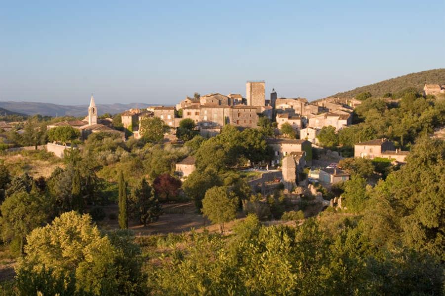 Village médiéval de Durfort