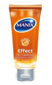 MANIX Effect Gel Lubrifiant